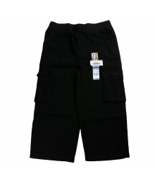 Garanimals Black Cargo Trousers