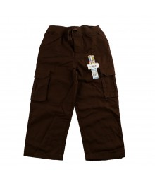 Garanimals Brown Cargo Trousers Little Boy