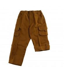 Wrangler Bronze Cargo Trousers