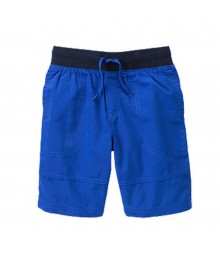 Gymboree Cobalt Blue Pull-On Shorts