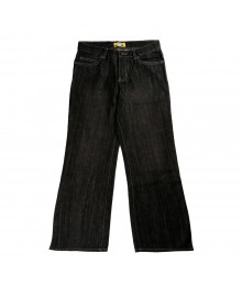 Old Navy  Black Husky Bootcut Boys Jeans Big Boy