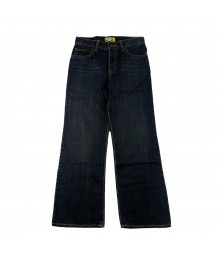 Old Navy Darkwash Husky Bootcut Denim