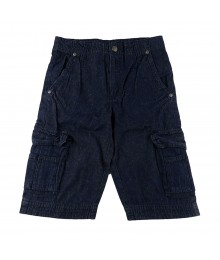 Crazy 8 Denim Cargo Shorts