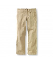 Childrens Place Sandwash Basic Chinos Trouser