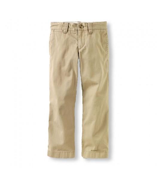 Childrens Place Sandwash Basic Chinos Trouser