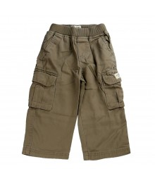 Childrensplace Olive Cargo Trousers  Little Boy