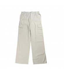Faded Glory Light Khaki Pull On Pants