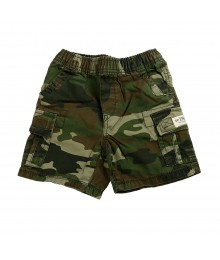 Childrens Place Camo  Cargo Shorts