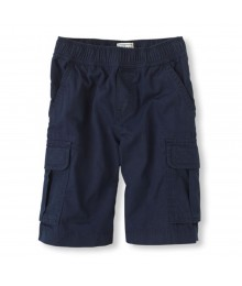 Childrens Place  Navy Cargo Shorts