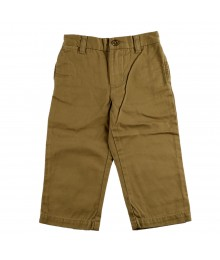 Chaps Olive Green Twill Chinos Trousers