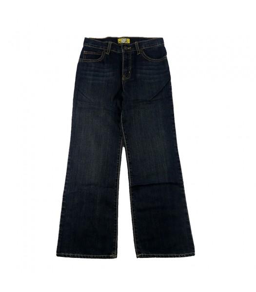 Old Navy Boys  Bootcut Darkwash Jeans