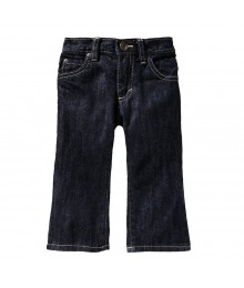 Old Navy Boys  Bootcut Darkwash Jeans Little Boy