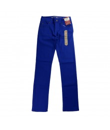 Arizona Blue Colored Girls Skinny Jeans