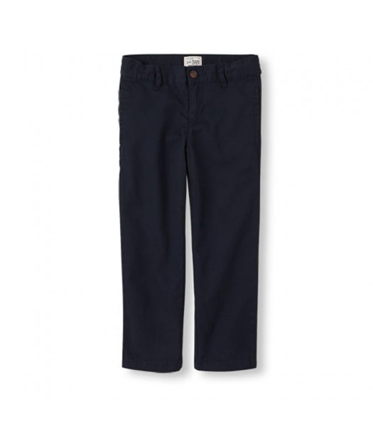 Childrens Place Navy Basic Chinos Trouser