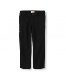 Childrens Place Black Chinos Trouser