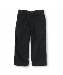 Childrens Place Chinos Trouser Black Bottoms