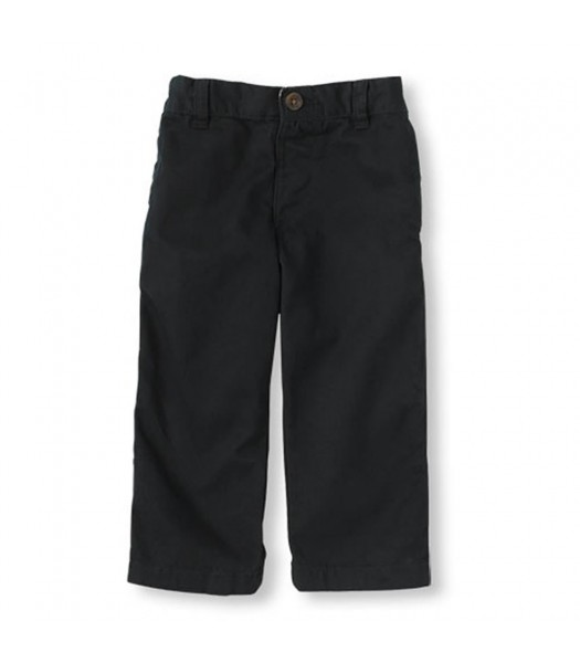 Childrens Place Chinos Trouser Black