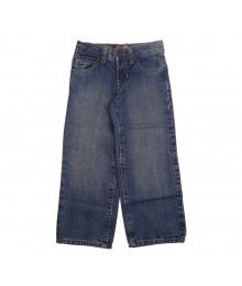 Old Navy Jeans Reg Basic-Drk Stonewash