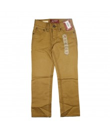 Arizona Tan Brown Skinny Boys Jeans Big Boy