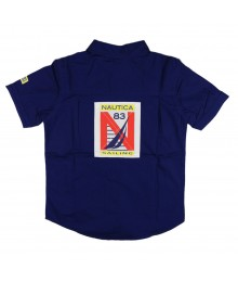 Nautica Navy N83 Short Sleeve