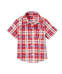Crazy8 Multi Colored Plaid Shirt