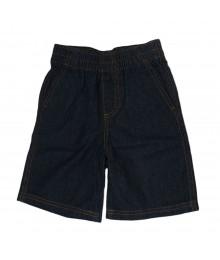 Citrco Dark Blue Denim Boys Shorts