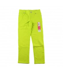 Sonoma Neon Green Girls Jeggings