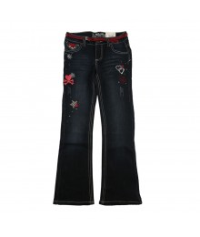 Total Girls Studded Skinny Jeans