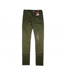 Arizona Army Green Super Skinny/Jeggings