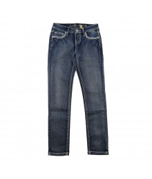 Revolution By Revolt Blue Girls Jeans