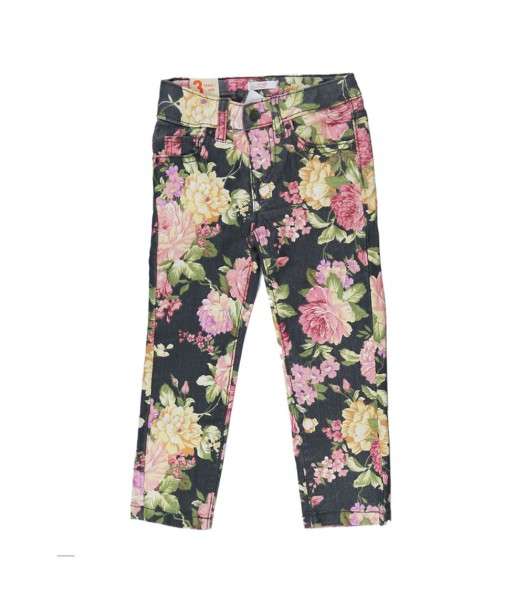 Joe Fresh Floral Skinny Girls Jeans