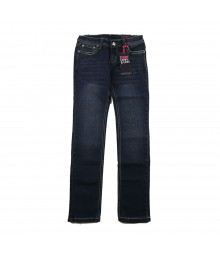 Paper Denim & Clothe Blue Girl Jeans Wt Embellishmts