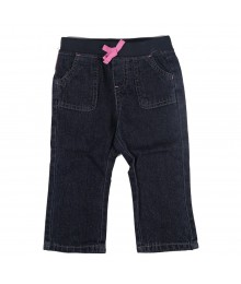 Citrco Dark Blue Girls Jeans Baby Girl