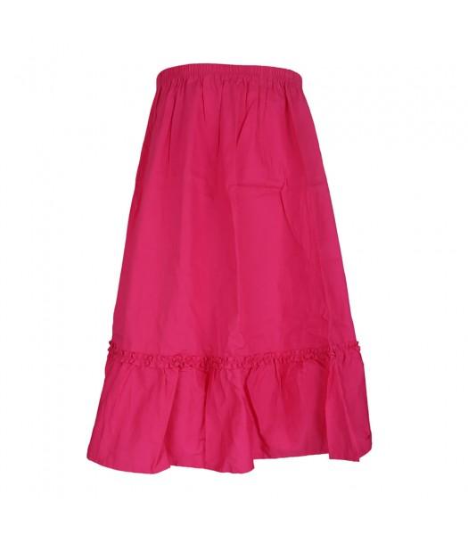 Gymboree Fush Girls Skirt Big Girl