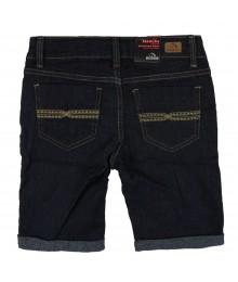 Jordache Blue Denim Bermuda Girls Shorts
