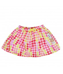 Sonoma Multi Polka/Dotted Skort Little Girl