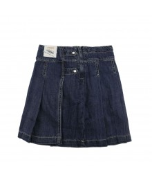 Gymboree Denim Pleated Skirt