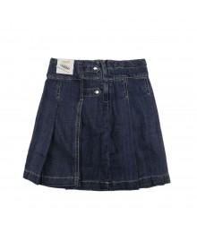 Gymboree Denim Pleated Skirt