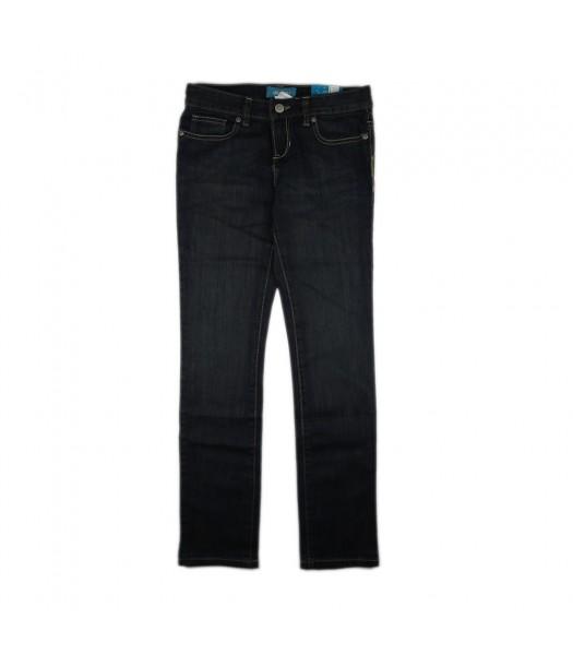 Old Navy Dark Blue  Worn Girls Skinny Jeans