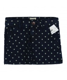 Oshkosh Denim Dotted Skirt