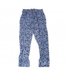 Lucky Brand Blue/White Print Jogger Pants