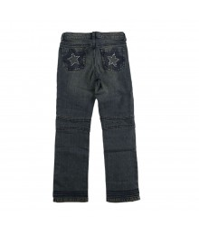 Crazy 8 Star Stone Pocket Blue Denim