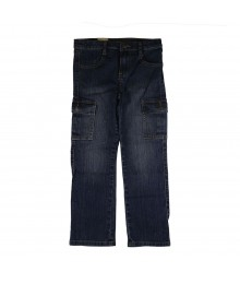Arizona Girls Cargo Jeans Little Girl