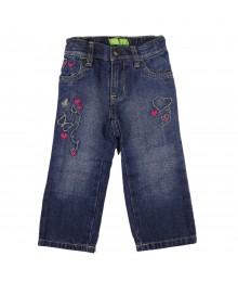 Old Navy Doodle Emb Girls Jeans