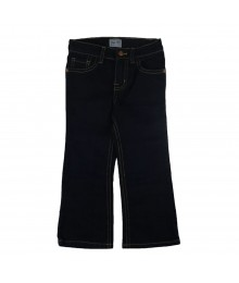 Childrens place girls bootcut jeans with min. Emb