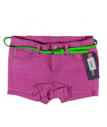 Cherokee Purple Neon Bum Shorts