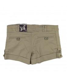 Jolt Khaki Bum Shorts Big Girl