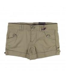 Jolt Khaki Bum Shorts