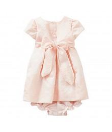 Pippa&Julie 2 Pcs Pink Brocade Dress