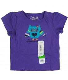 Jumping Beans Purple Owl Baby Girl